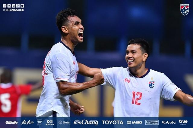 Dangda ghi bàn cho Thái Lan, HLV Akira Nishino vẫn chưa hài lòng - 2