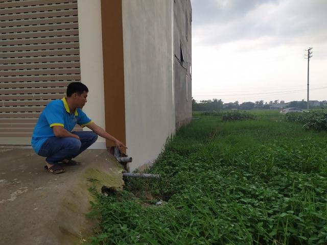 """Quy hoạch khu dân cư """"bỏ quên"""" mương thoát nước tại Hà Tĩnh - 1"""
