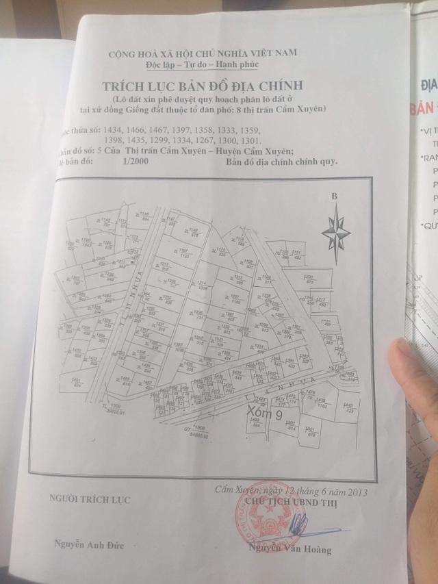 """Quy hoạch khu dân cư """"bỏ quên"""" mương thoát nước tại Hà Tĩnh - 8"""