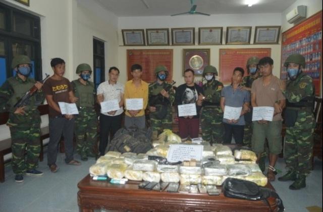 """Trùm ma túy """"chết đứng"""" trước kỹ nghệ đánh án của trinh sát Việt Nam - 1"""