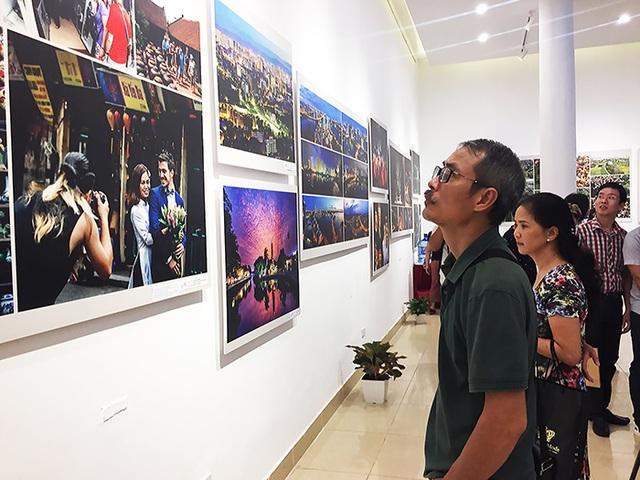 """""""Hà Nội nhìn từ trên cao"""" đoạt giải Nhất cuộc thi ảnh quốc tế - 2"""