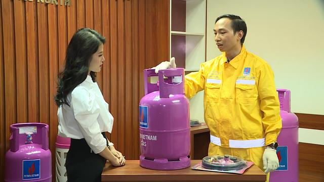 5 dấu hiệu cơ bản để phân biệt bình gas an toàn cho gia đình - 1