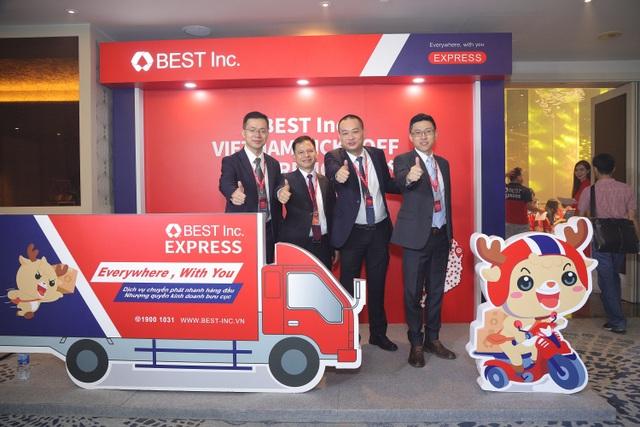BEST Inc. chính thức ra mắt tại thị trường Việt Nam - 4