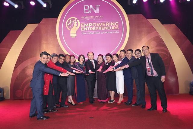 Công bố Hội ngộ đỉnh cao 2020 và kỷ niệm 10 năm thành lập BNI Việt Nam - 3