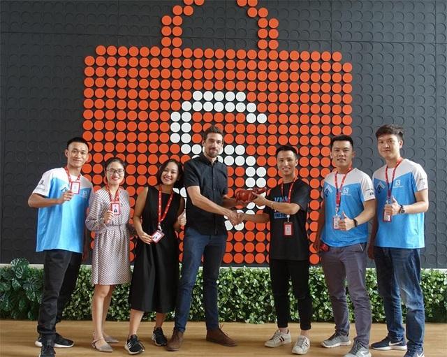 Giải marathon vượt núi lớn nhất Việt Nam Vietnam Mountain Marathon lần đầu trao giải cho nhóm chạy - 1