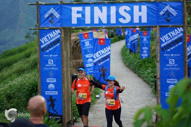 Giải marathon vượt núi lớn nhất Việt Nam Vietnam Mountain Marathon lần đầu trao giải cho nhóm chạy - 5