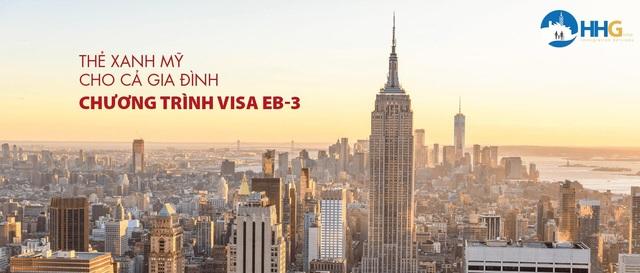 Chương trình định cư Mỹ EB3 – Con đường an cư tại Mỹ an toàn và nhanh chóng - 1