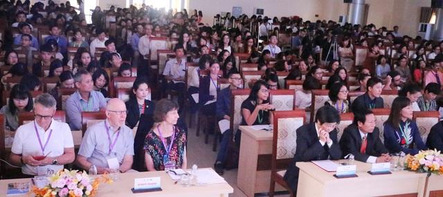 450 chuyên gia, giảng viên quốc tế bàn về tiếng Anh chủ động thời đại mới - 2