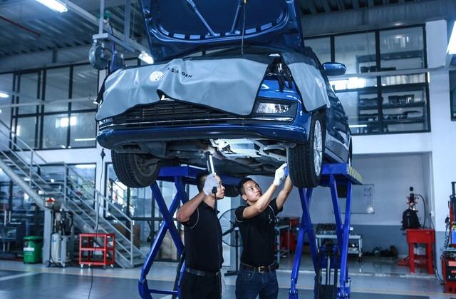 Đại lý chuẩn 4S VW Quảng Ninh chính thức khai trương - 2