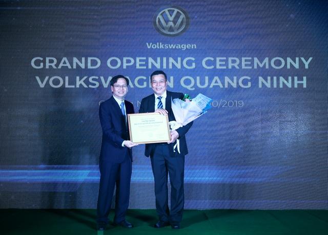 Đại lý chuẩn 4S VW Quảng Ninh chính thức khai trương - 3