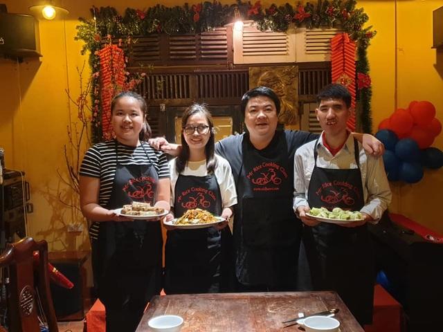 Chủ tịch Hội Đầu bếp Việt: Đi khắp thế giới vẫn thích về nhà ăn cơm vợ nấu - 9