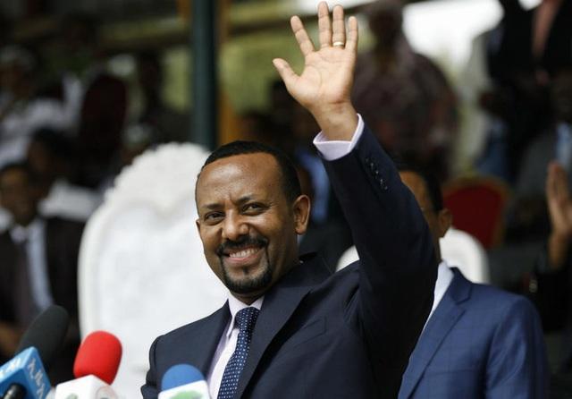 Nhà lãnh đạo trẻ nhất châu Phi, 43 tuổi, giành giải Nobel Hòa bình 2019 - 1