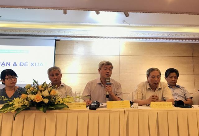 Ô nhiễm không khí ở Hà Nội: Truy nguồn bụi mịn tận Quảng Ninh, Hải Phòng - 1