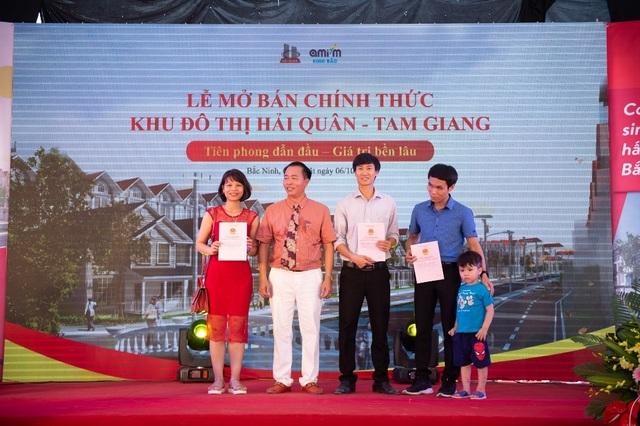 Hàng trăm khách hàng dự Lễ mở bán dự án Hải Quân – Tam Giang - 3
