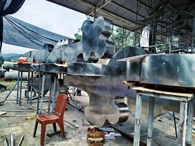 """Thăm """"Không gian Nghệ thuật bên hồ lớn nhất Việt Nam"""" tại Đại Lải - 14"""