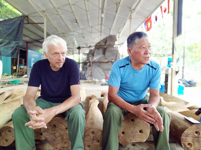 """Thăm """"Không gian Nghệ thuật bên hồ lớn nhất Việt Nam"""" tại Đại Lải - 10"""