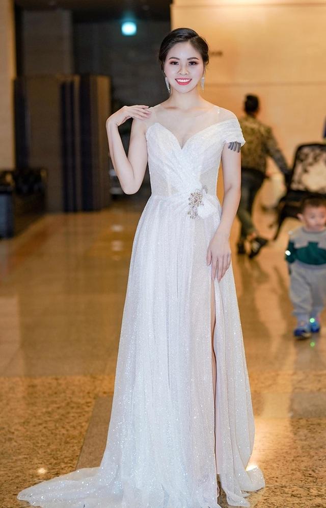 Hoa hậu Nguyễn Thị Thùy được vinh danh tại sự kiện giao lưu văn hóa Việt Hàn - 3