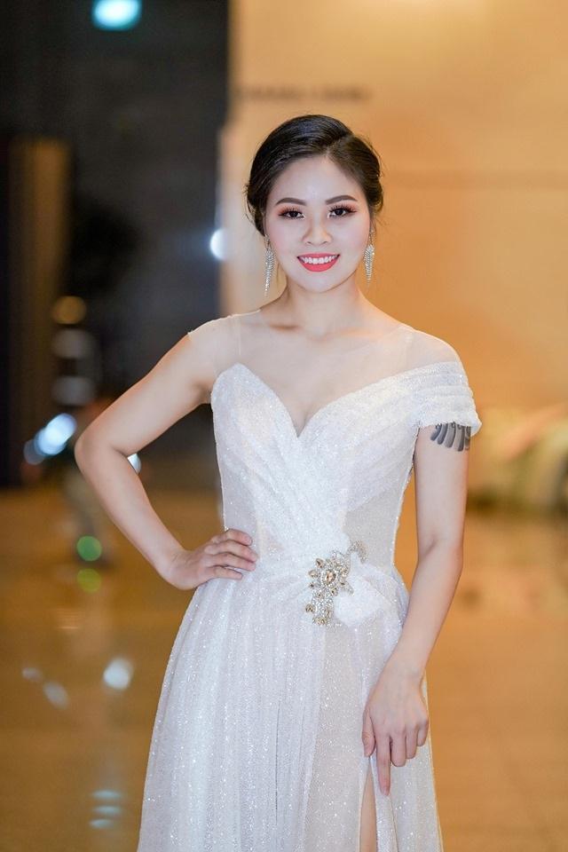 Hoa hậu Nguyễn Thị Thùy được vinh danh tại sự kiện giao lưu văn hóa Việt Hàn - 4