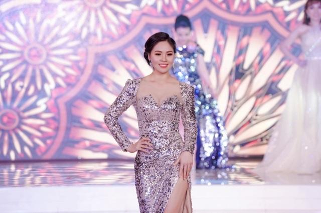 Hoa hậu Nguyễn Thị Thùy được vinh danh tại sự kiện giao lưu văn hóa Việt Hàn - 5