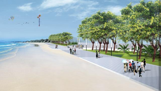 Phú Quốc chuẩn bị xây dựng tuyến đường ven biển đầu tiên - 1