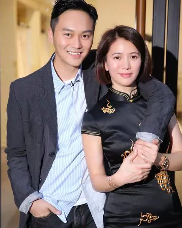 Trương Trí Lâm - Viên Vịnh Nghi: Ngôn tình của làng giải trí xứ hương cảng - 1