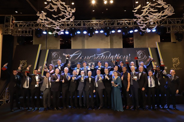 Tập đoàn Tân Hoàng Minh được vinh danh tại Lễ trao giải Giải thưởng kinh doanh xuất sắc châu Á 2019 - 1