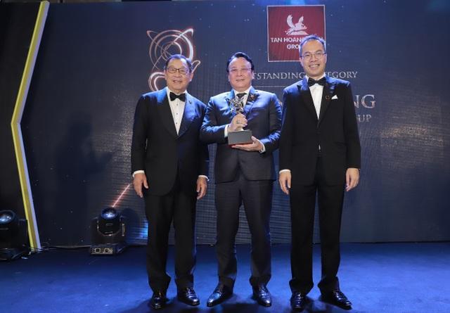 Tập đoàn Tân Hoàng Minh được vinh danh tại Lễ trao giải Giải thưởng kinh doanh xuất sắc châu Á 2019 - 3