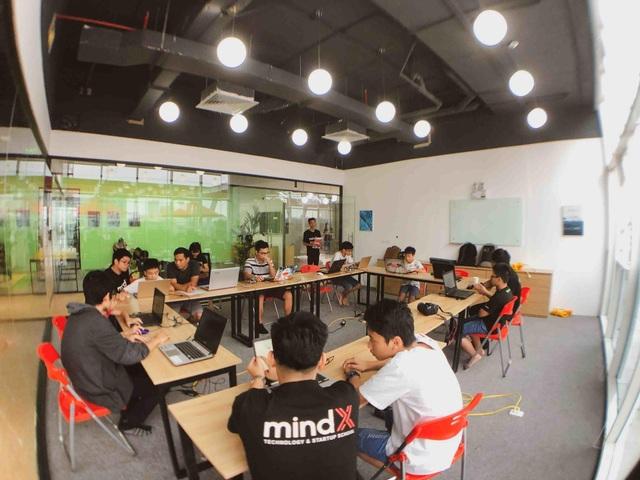 Startup MindX nhận được 500.000 USD trong vòng gọi vốn đầu tiên - 3