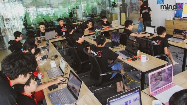 Startup MindX nhận được 500.000 USD trong vòng gọi vốn đầu tiên - 1
