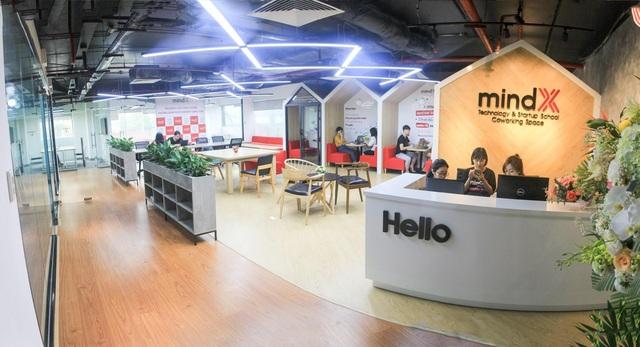Startup MindX nhận được 500.000 USD trong vòng gọi vốn đầu tiên - 2