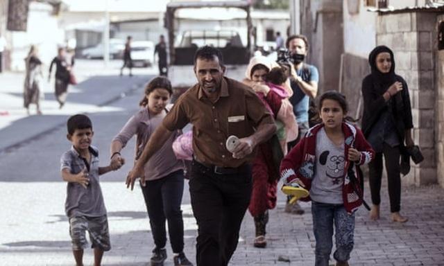 """Cuộc sống đảo lộn ở biên giới Thổ - Syria giữa lúc """"nước sôi lửa bỏng"""" - 2"""