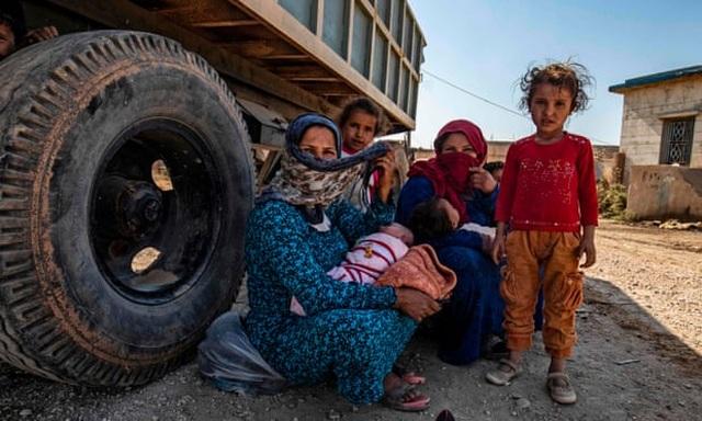 """Cuộc sống đảo lộn ở biên giới Thổ - Syria giữa lúc """"nước sôi lửa bỏng"""" - 3"""