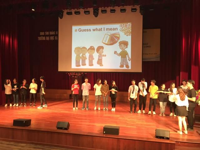 Phát động phong trào học ngoại ngữ trong trường học - 2