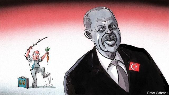 Châu Âu trước khủng hoảng Syria: Đâu rồi thời oanh liệt? - 1
