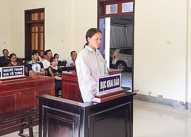 Đốt cỏ ruộng gây cháy rừng, nữ nông dân nhận án 2 năm tù - 1