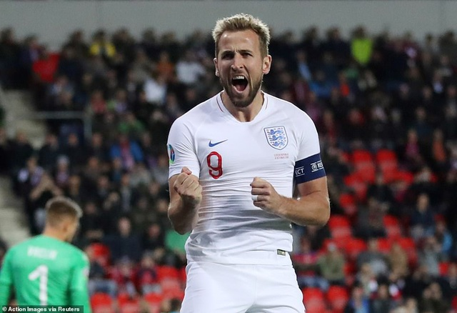 Đội tuyển Anh thua ngược trên sân CH Séc - 3