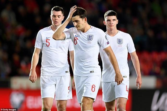 Đội tuyển Anh thua ngược trên sân CH Séc - Ảnh minh hoạ 2