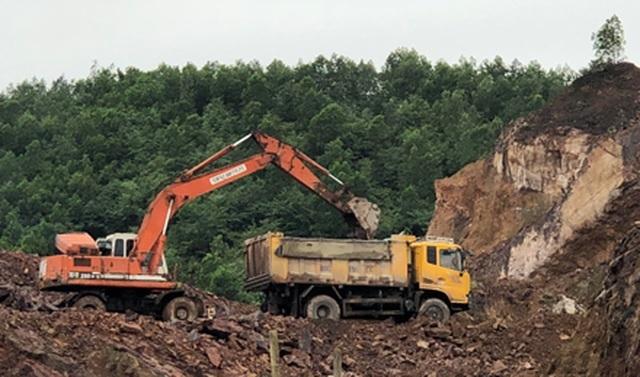 Thanh tra Chính phủ đề nghị Thái Nguyên xử lí dứt điểm vụ phá rừng đào khoáng sản trái phép - 2