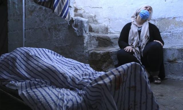 Tấn bi kịch của những người Syria trúng bom rơi, đạn lạc giữa chiến sự leo thang - 2