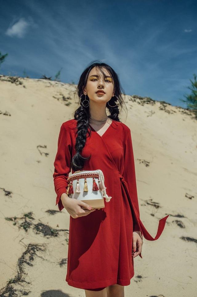 """4 nữ du học sinh Việt xinh đẹp """"thần thái"""" không kém hot girl - 8"""