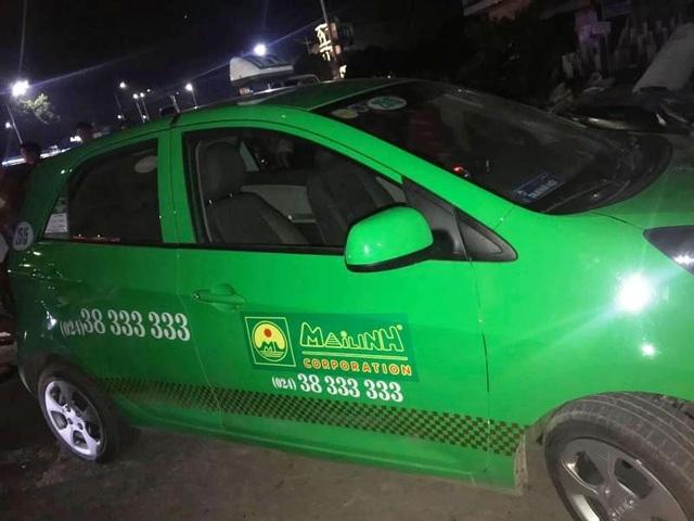 Điều tra đối tượng nghi khống chế tài xế taxi cướp tài sản trong đêm - 2