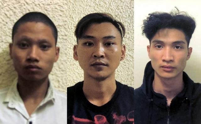 """Hà Nội: Nữ nhân viên quán hát bị hiếp dâm, """"vứt"""" giữa đường - 1"""
