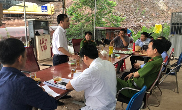 Thanh tra Chính phủ đề nghị Thái Nguyên xử lí dứt điểm vụ phá rừng đào khoáng sản trái phép - 3