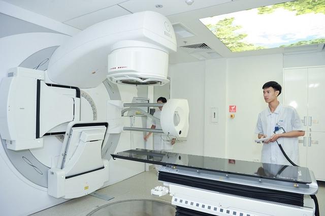 Tối ưu hóa xạ trị bằng kỹ thuật điều biến liều - 1