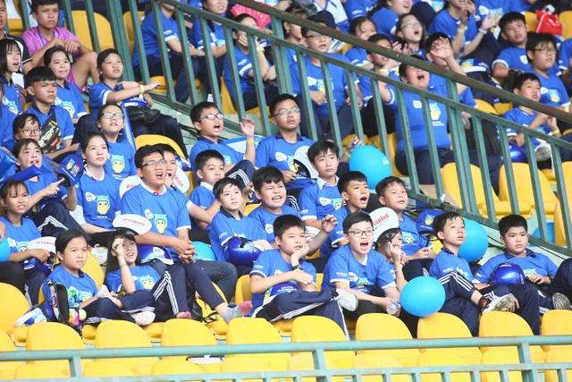 Những khoảnh khắc đẹp nhất mùa Giải bóng đá Thiếu niên U13 Yamaha Cup 2019 - 4