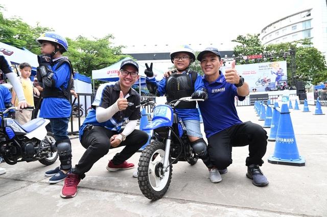 Thú vị trải nghiệm học lái xe mô tô dành cho trẻ em - 2
