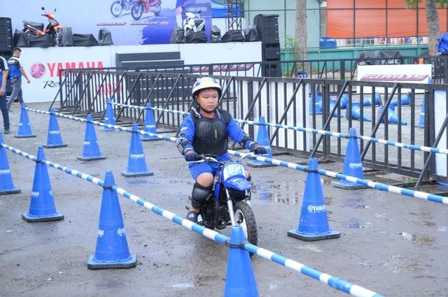 Thú vị trải nghiệm học lái xe mô tô dành cho trẻ em - 3