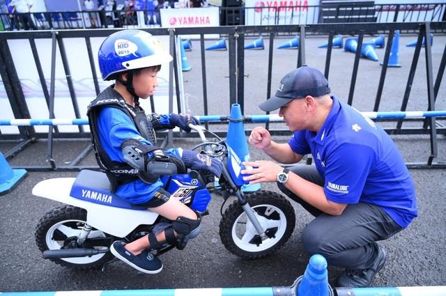 Thú vị trải nghiệm học lái xe mô tô dành cho trẻ em - 6