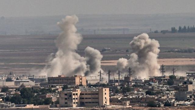 Chiến sự Syria: Nguy cơ Thổ Nhĩ Kỳ bị cô lập - IS bắt đầu hồi sinh - 1