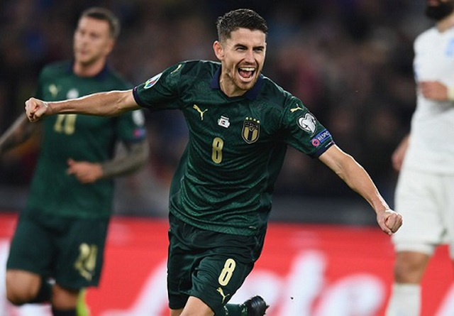 Hạ gục Hy Lạp, Italia giành vé dự Euro 2020 - 1